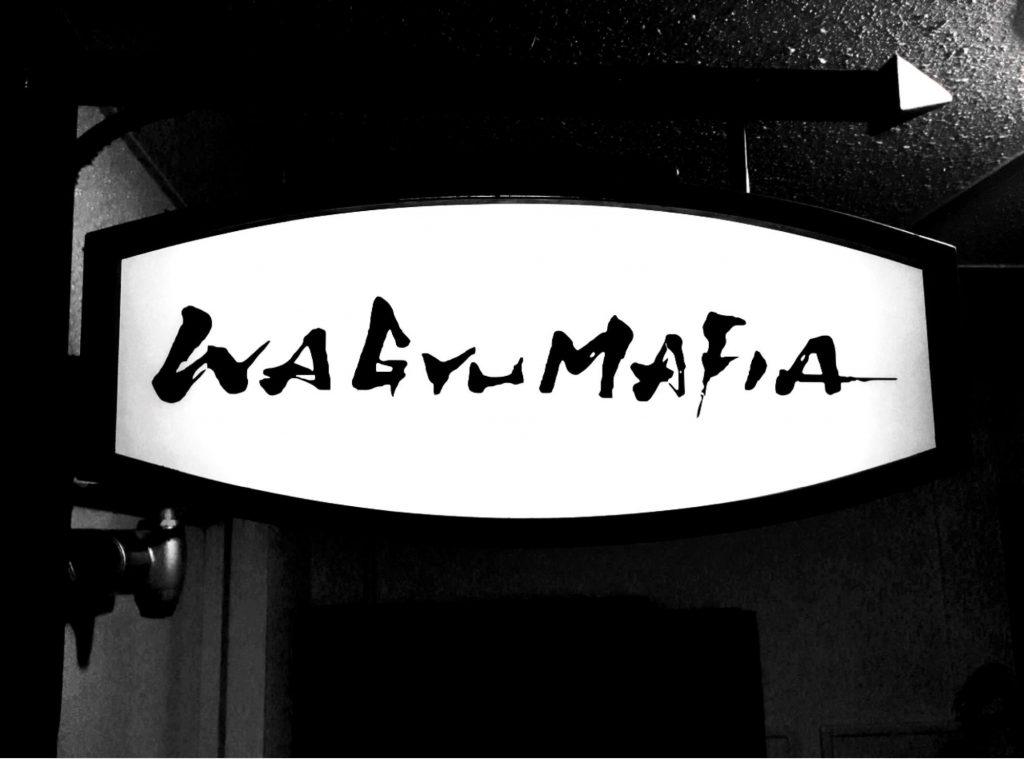 「WAGYU MAFIA」店名
